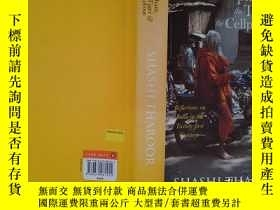 二手書博民逛書店The罕見Elephant, The Tiger, and the Cellphone(詳見圖)Y6583 S