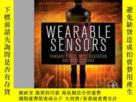 二手書博民逛書店Wearable罕見SensorsY255562 Edward Sazonov Academic Press