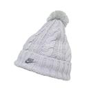 Nike 帽子 Sportswear Beanie 灰 銀 男女款 毛帽 【ACS】 925422-028