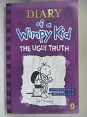【書寶二手書T1/原文小說_CZQ】Diary of a Wimpy Kid: The Ugly Truth (Book 5)_Jeff Kinney