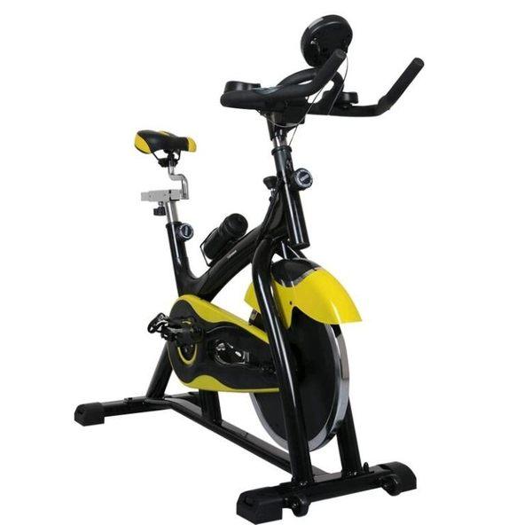 食尚玩家 leiskon家用靜音動感單車健身車室內家用健身自行車