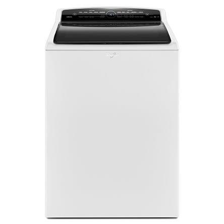 【Whirlpool 惠而浦】15公斤 極智直立系列蒸氣變頻短棒洗衣機 WTW7300DW