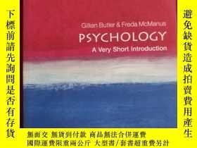 二手書博民逛書店Psychology:A罕見Very Short IntroductionY367679 Gillian Bu