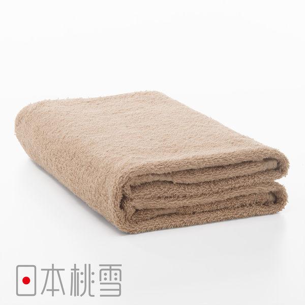 日本桃雪居家浴巾(淺咖啡色) 鈴木太太