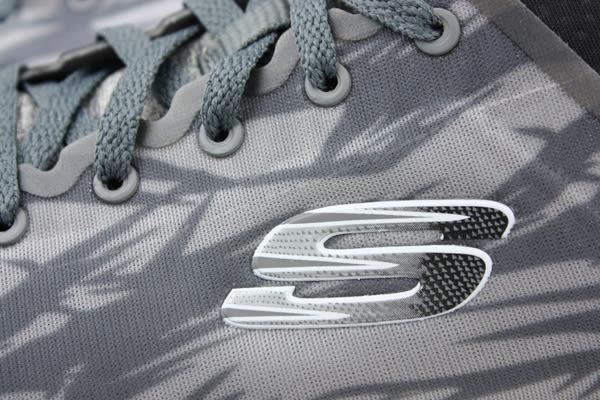SKECHERS Skech-Flex 運動鞋 訓練鞋 舒適 記憶鞋墊 透氣 網布 男鞋 灰色 51446CCBK no367