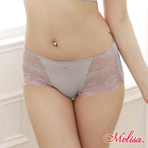複色蕾絲極致性感三角內褲 台灣製 - 魔莉莎