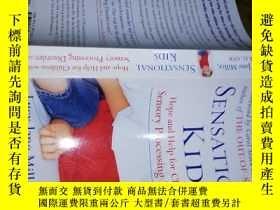 二手書博民逛書店SENSATIONAL罕見KIDSY9905 如圖 如圖 出版2006