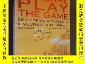二手書博民逛書店Know罕見the game,play the game:Dev
