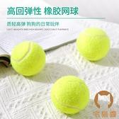 網球狗狗玩具球耐咬小狗磨牙玩具彈力球幼犬大小型犬玩具【宅貓醬】
