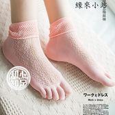 夏季超薄款絲襪五指襪女
