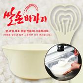 韓國 洗米/蔬果籃 附瀝水匙【櫻桃飾品】【28619】