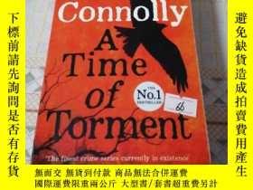 二手書博民逛書店外文書《A罕見Time of Torment》 新e架3層Y16