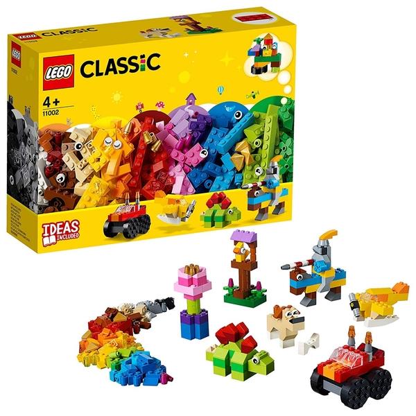 【愛吾兒】LEGO 樂高 Classic經典系列 11002 基本顆粒套裝