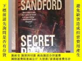 二手書博民逛書店《罕見Secret Prey 》John Sandford 著Y