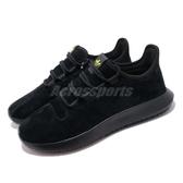 【五折特賣】adidas 休閒鞋 Tubular Shadow W 黑 黃 小350 必備款 運動鞋 女鞋【PUMP306】 B37763