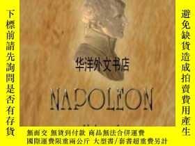 二手書博民逛書店【罕見】Napoleon-拿破侖Y226683 Theodore Ayrault ... Adamant Me