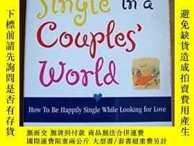 二手書博民逛書店Being罕見Single in a Couples WorldY357964 Amador, Xavier