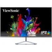 全新ViewSonic VX3276-2K-MHD 32型 WQHD 時尚無邊框IPS面版螢幕