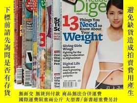 二手書博民逛書店Reader's罕見Digest: Life Well Shared 英文原版-《讀者文摘:分享人生》共14冊