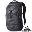 【美國 GREGORY】NANO多功能背包 20L『黑林地迷彩』111499 登山|露營|專業健行背包|後背包