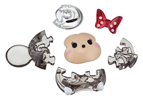 《 3D Ctystal Galley 》 立體水晶拼圖 - Tsum Tsum 米奇米妮╭★ JOYBUS玩具百貨