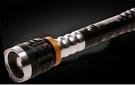 LIEHUO鋁合金強光手電筒 LED多功能 360度旋轉燈頭 強性磁鐵 充電手電筒