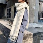 圍巾女秋冬季學生日系加厚韓版百搭情侶粗毛線可愛少女圍脖男潮 - 風尚3C