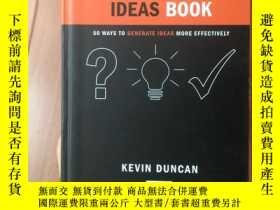 二手書博民逛書店50罕見ways to generate ideas more