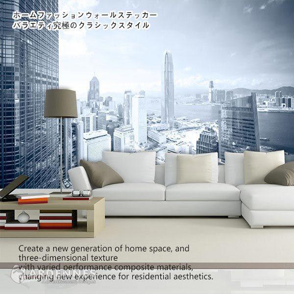 【ARDENNES】主題式壁貼 / 防水 壁紙 牆貼 / 霧面 亮面 / 建築街景 系列 NO.Y020