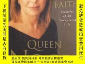 二手書博民逛書店Leap罕見of Faith by Queen NoorY753