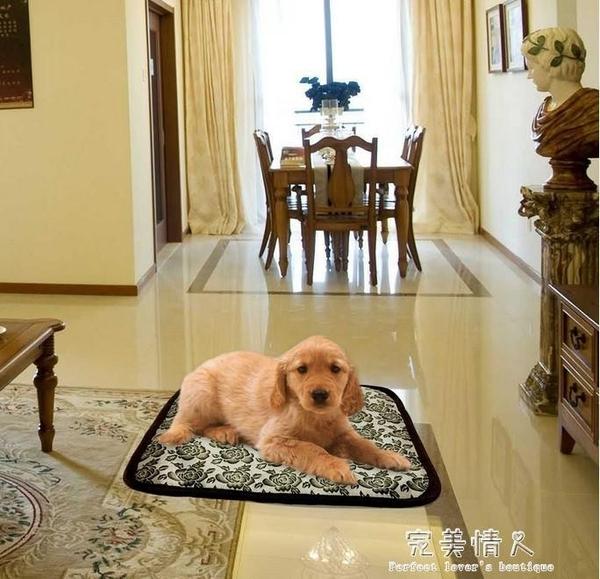 專用110V寵物電熱毯單人座墊防水可調溫電熱毯加熱墊  【雙十二免運】