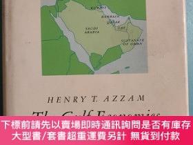 二手書博民逛書店The罕見Gulf Economies in Transition(英文原版)Y6934 HENRY T.AZ
