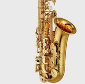 薩克斯 正品YAMAHA雅馬哈中音薩克斯風管降E調82z 875EX原裝樂器演奏 igo夢藝家