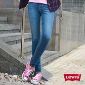 Levis 711 中腰緊身窄管牛仔長褲 / 亞洲版型