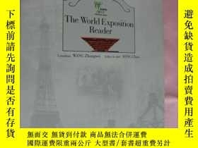二手書博民逛書店The罕見World Exposition ReaderY857