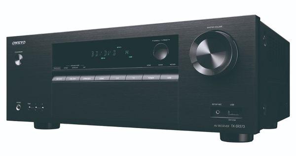 贈高畫質HDMI《新竹家庭劇院音響專賣店》ONKYO TX-SR373 5.1聲道影音擴大機 公司貨