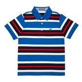『小鱷魚童裝』休閒條紋POLO衫(08號~18號)531102