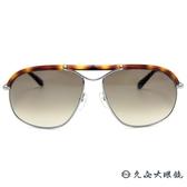 TOM FORD 墨鏡 TF234 (琥珀-鐵灰) 雙槓款 太陽眼鏡 久必大眼鏡