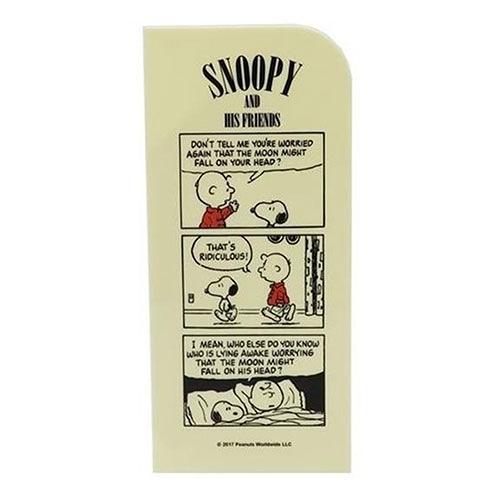 SNOOPY桌上型直立式迷你置物架(漫畫)★funbox★T'S FACTORY_CY06300