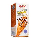 Tip Top 帝紐冰淇淋 鹽味焦糖巧克力冰紐角 (110mL*4支)