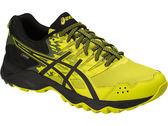 ASICS亞瑟士 男慢跑鞋 SONOMA3 G-TX (黑黃) 快速排汗與防水功能款 T727N-8990【 胖媛的店 】