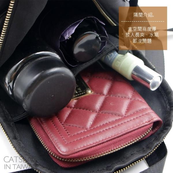 Catsbag|防潑水簡約兩用後背包1143-6