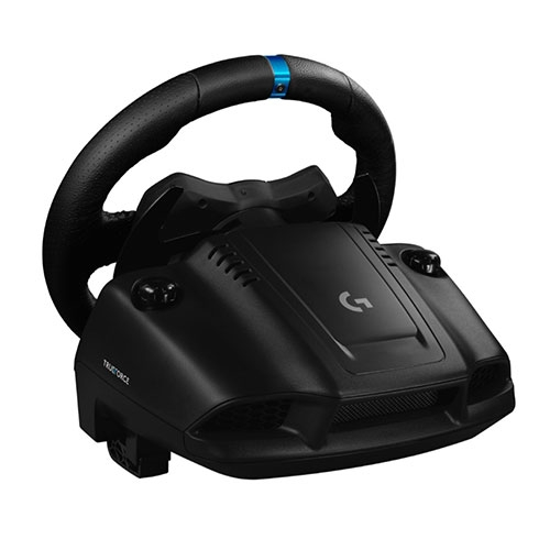 Logitech 羅技 G923 TRUEFORCE PS5/PS4/PC/XBOX 模擬賽車方向盤 941-000154