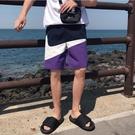 運動五分褲 夏季休閒運動5五分短褲男士潮牌ins爆款潮流沙灘寬鬆大褲衩外穿 非凡小鋪