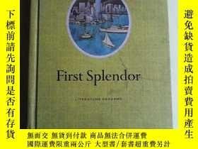 二手書博民逛書店First罕見Splendor(Literature Readers) 英文原版文學讀本,16開精裝插圖本Y8