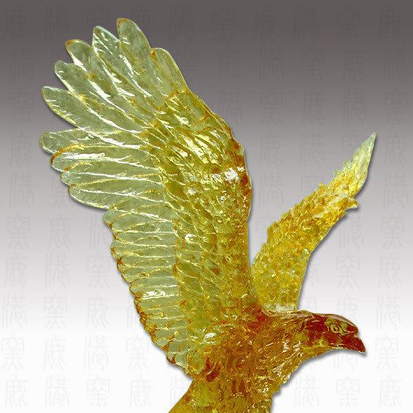 琉璃【蓄勢待發】-可當擺飾、可當獎牌◆免運費送到家