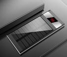 太陽能行動電源 超薄小巧便攜戶外大容量移動電源毫安手機【快速出貨八折搶購】