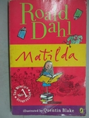 【書寶二手書T9/原文小說_GIC】Matilda_DAHL, ROALD