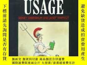 二手書博民逛書店Longman罕見Guide To English Usage (penguin Reference Books)
