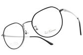 PAUL HUEMAN光學眼鏡 PHF5175A C05 (黑-槍) 微文青細邊框款 眼鏡框 #金橘眼鏡
